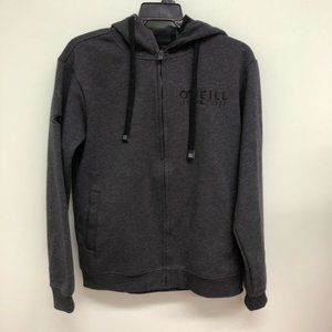 O'Neill   Men's Zip-Up Sweater   Grey